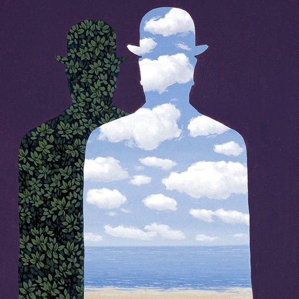 Élményfestés-Magritte II.